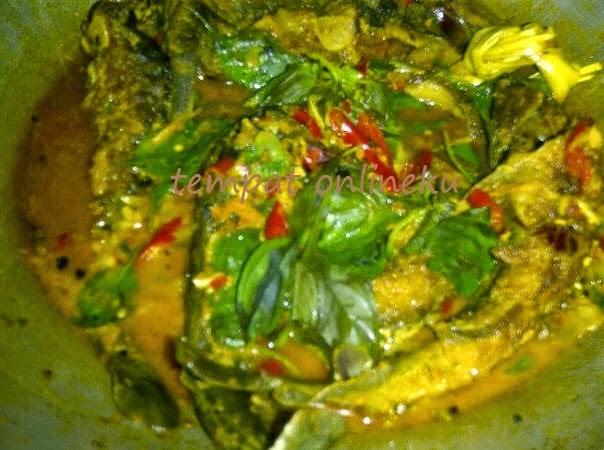 resep mangut ikan