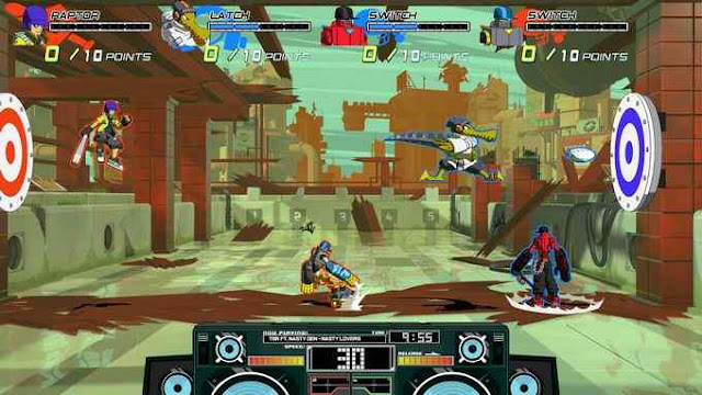 screenshot-2-of-lethal-league-blaze-pc-game