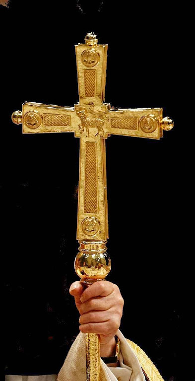 Férula, originalmente do Beato Pio IX.