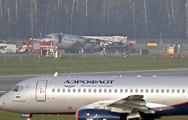 катастрофу Superjet и в США на аварию «Боинга»