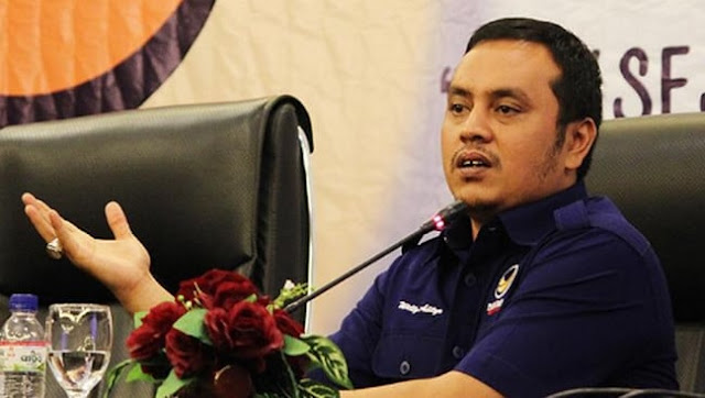 Anak Buah Surya Paloh Minta Prabowo Setop Berbicara Ngawur