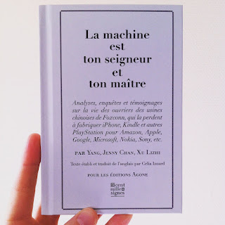 La machine est ton seigneur et ton maître (Agone, 2015)