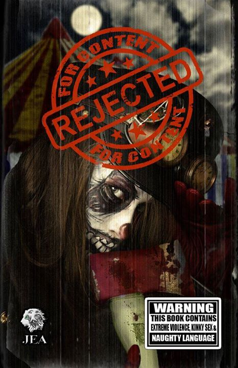 Rejected for Content (trade paperback)