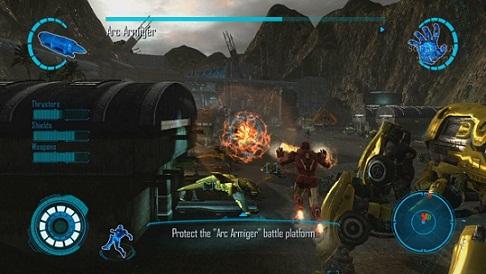 скачать игру Iron Man 2 на Pc через торрент - фото 4