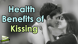 Health Benefits of Kissing For Mental Health