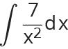 Soal matematika SMA tentang integral nomor 6