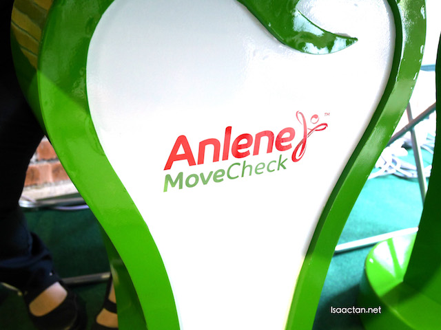 Anlene Movecheck station