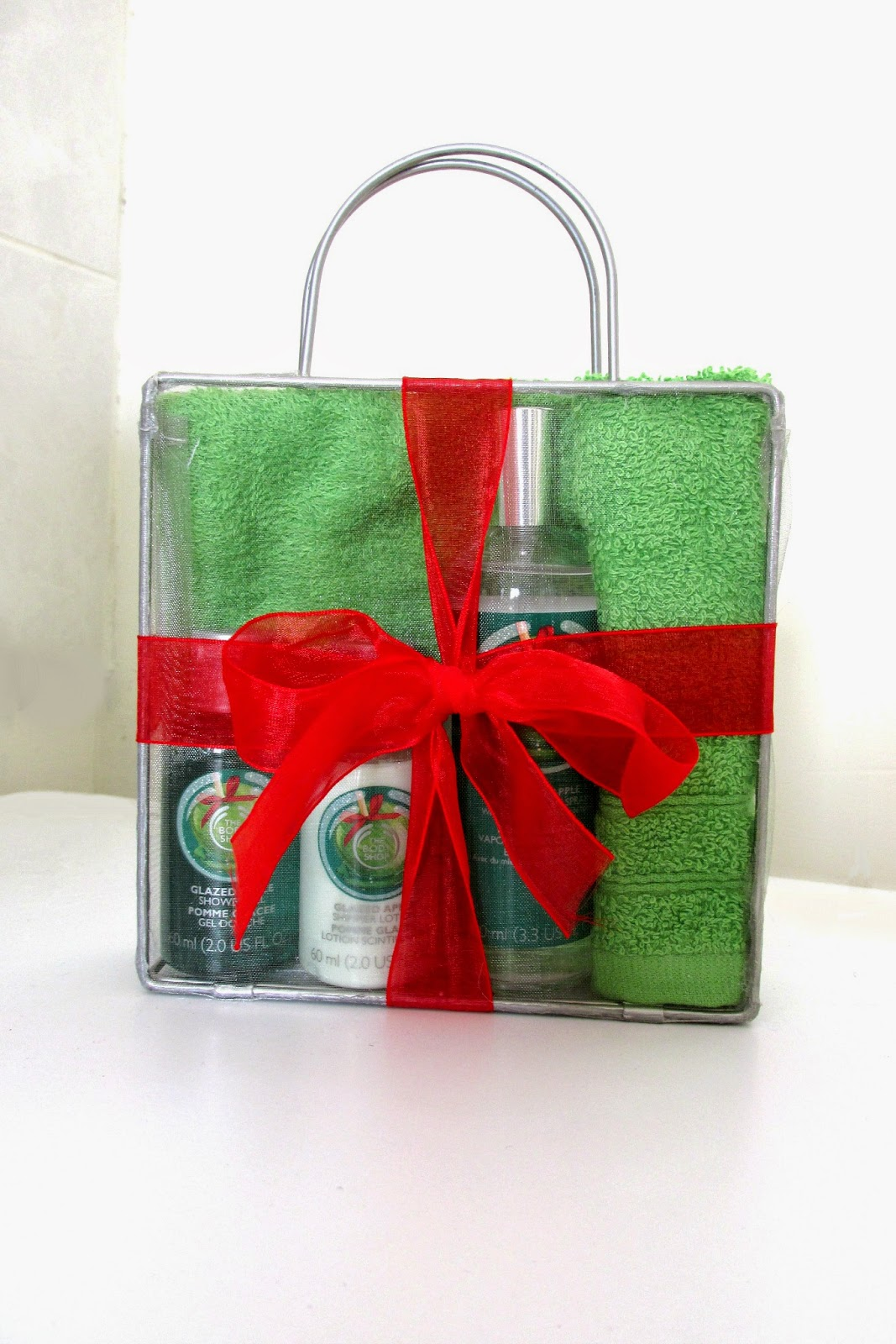 The Body Shop Special Edition Glazed Apple Set review