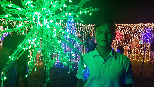 #CulturePH - Nuvali's Magical Field of Lights Gets Better This Year!
