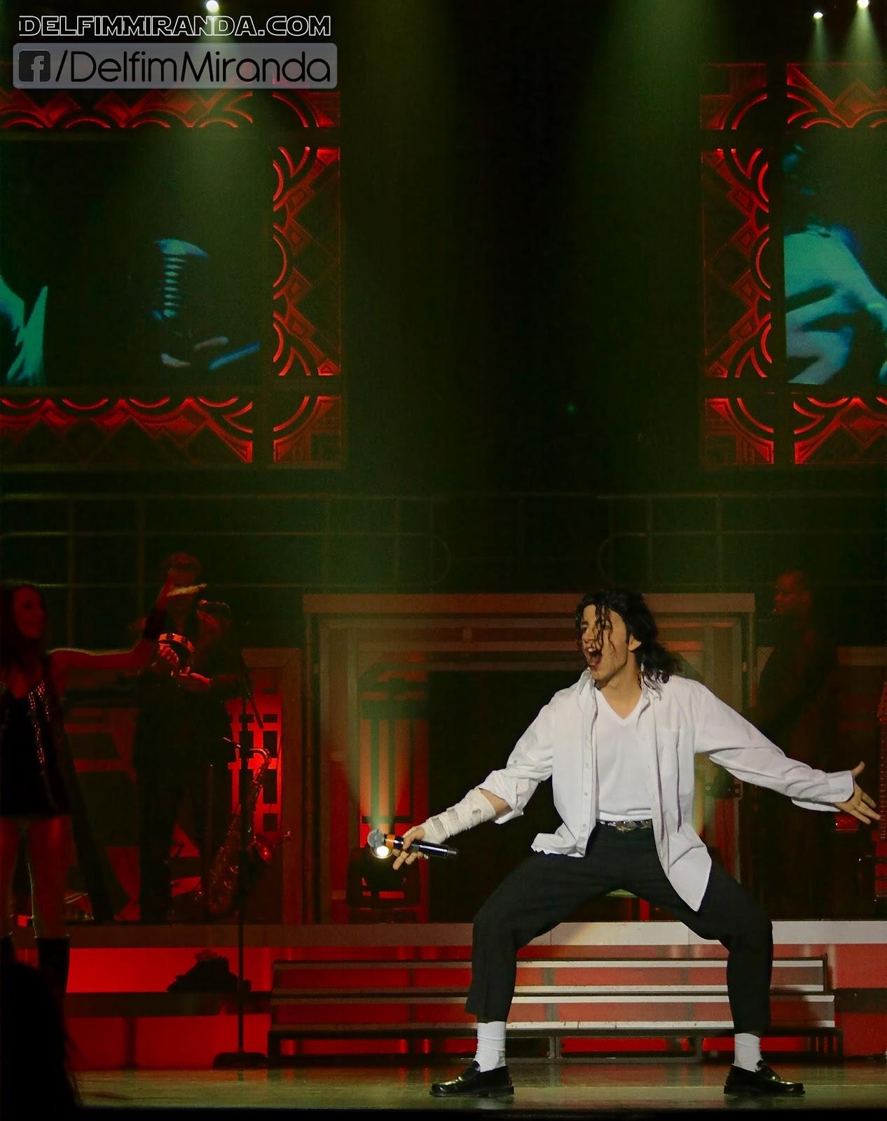Delfim Miranda - Michael Jackson Tribute - Live in Las Vegas - Legends in Concert the biggest tribute show in the world