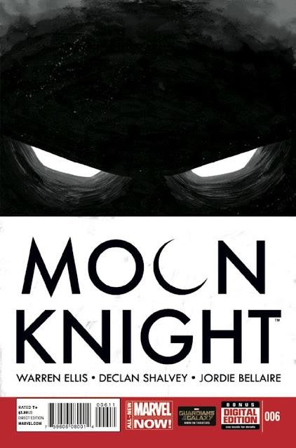 Portada de Moon Knight Vol.7 #1