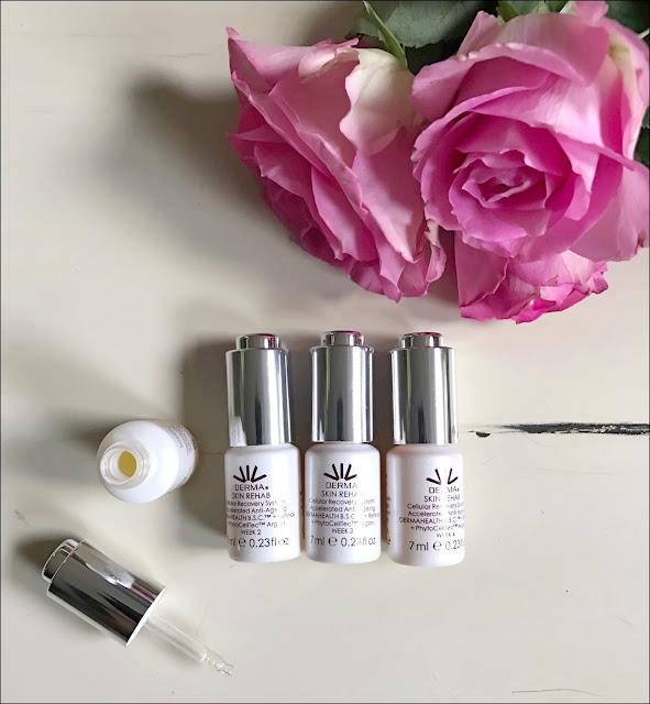 My Midlife Fashion Viv Derma, Viv derma skin repair serum