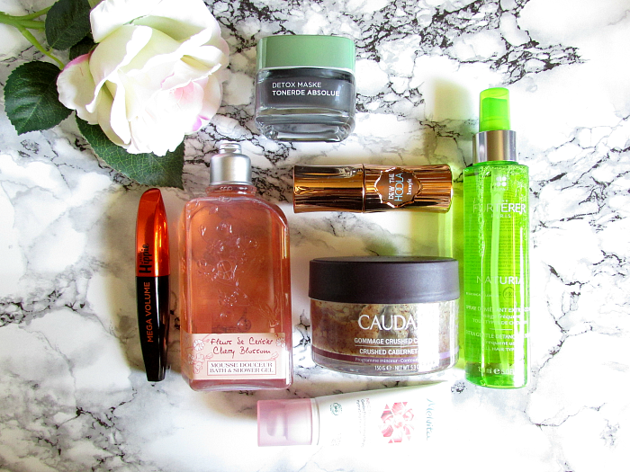 7 Summer Beauty Favorites August - L´Occitane, Rene Furterer, Melvita, Loreal, Caudalie, Benefit