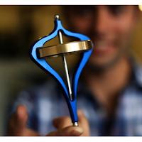 Un gyroscope vraiment étonnant et magique