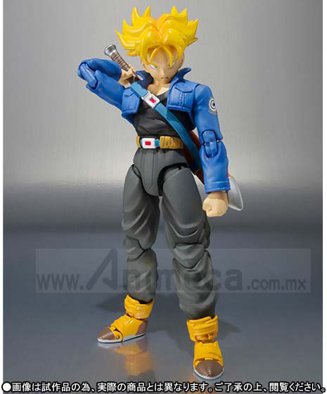 Figura Trunks Premium Color Edition S.H.Figuarts Dragon Ball Z BANDAI