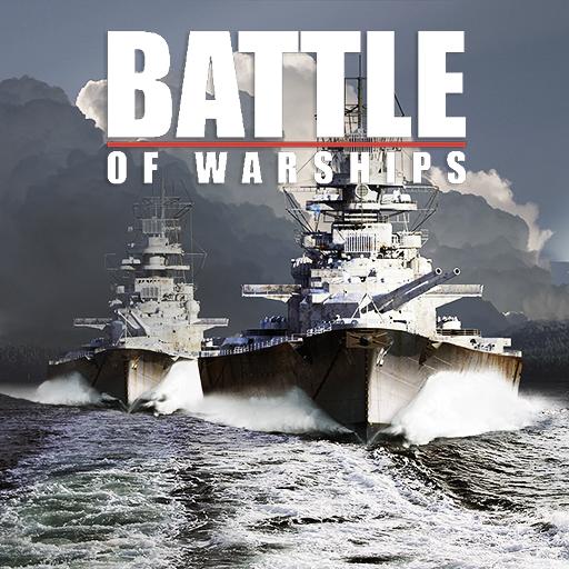تحميل لعبه Battle of Warships مهكره وجاهزه