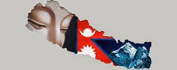 Nepal the Land of Mount Everest and Gautam Buddha.