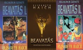 Elisabeth Haich Beavatás könyv, életrajz