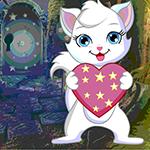 Play Games4king Pretty Feline Escape