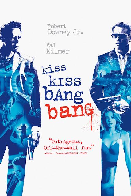 Kiss Kiss Bang Bang - Φιλιά και Σφαίρες (2005) BRRip ταινιες online seires oipeirates greek subs
