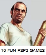 10 FUNNIEST GAMES ON PS3