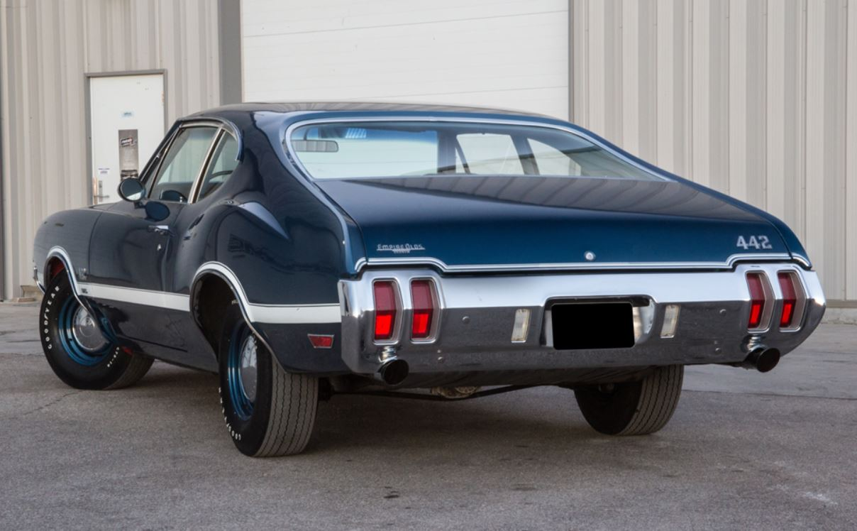 On the Block: 1970 Olds W30 Survivor coupe Update with Sale Price ...