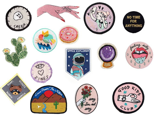 Currently Obsessed With: Patches