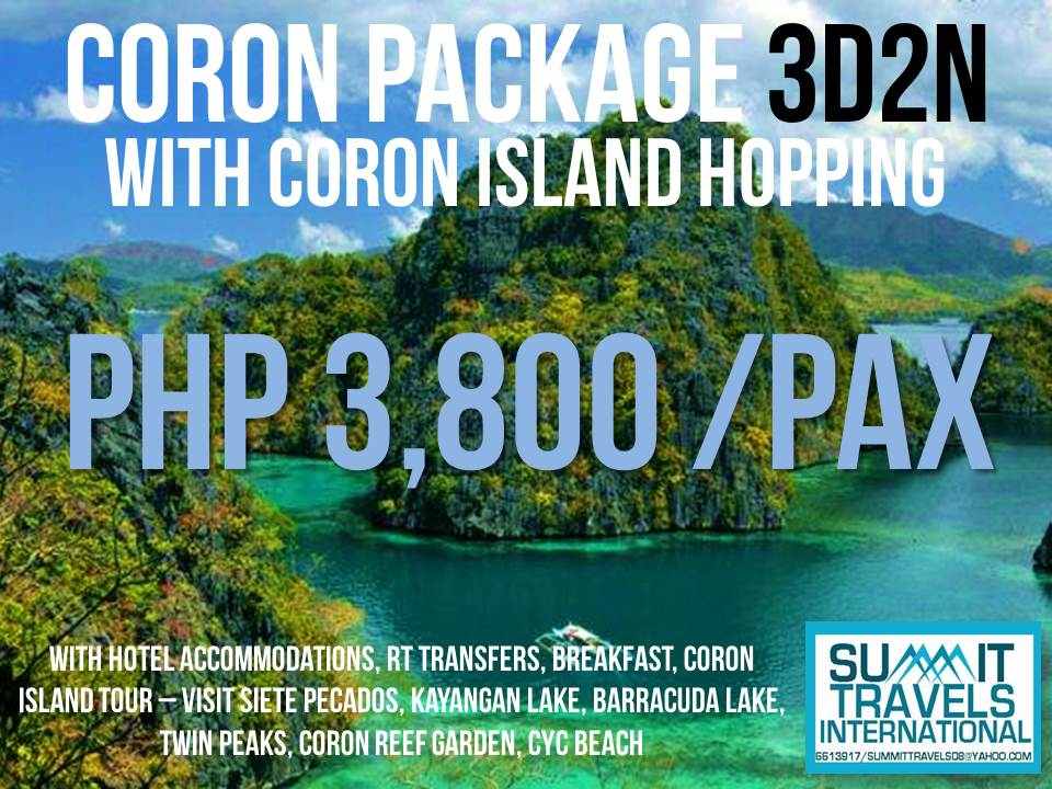 Travel And Tours Philippines Packages