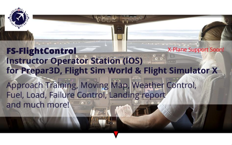 Flight To Success: FS-FlightControl