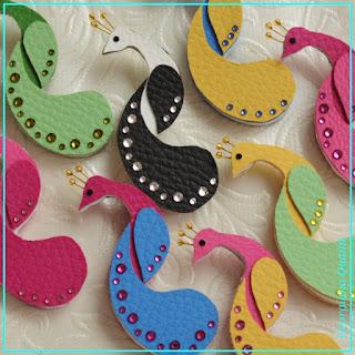 peacock, symbol, semantics, brooch, diy, handmade, swarovski