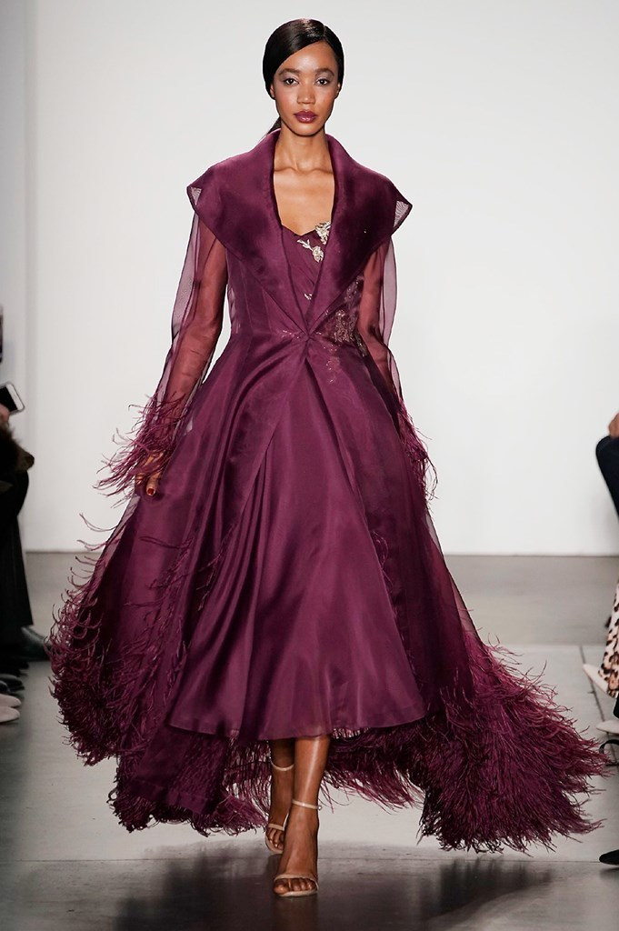 NYFW -PAMELLA ROLAND Fall Winter 2019 Womenswear-MariEstilo-fashionweek-look of the day-it girl-fashionista-dcblogger-runway-