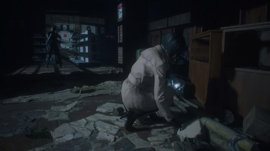 resident evil 2 remake ada wong leon kennedy screens