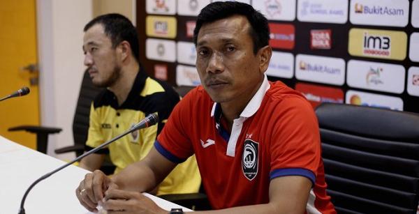 Wahh, Sriwijaya FC Resmi Depak Widodo C Putro dari Kursi Pelatih
