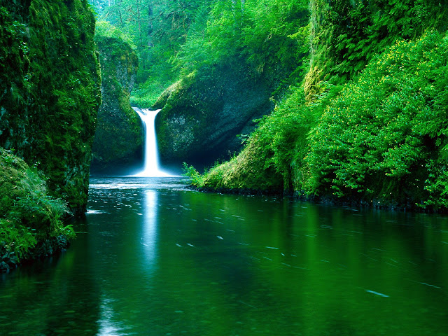 Japan: Beautiful Nature Waterfall Wallpapers For Free