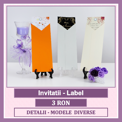 http://www.bebestudio11.com/2017/01/invitatii-nunta-label.html
