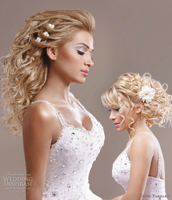 23 Romantic Wedding Hairstyles For Long Hair: Romantic Wedding Hairstyles : Have Your Dream Wedding