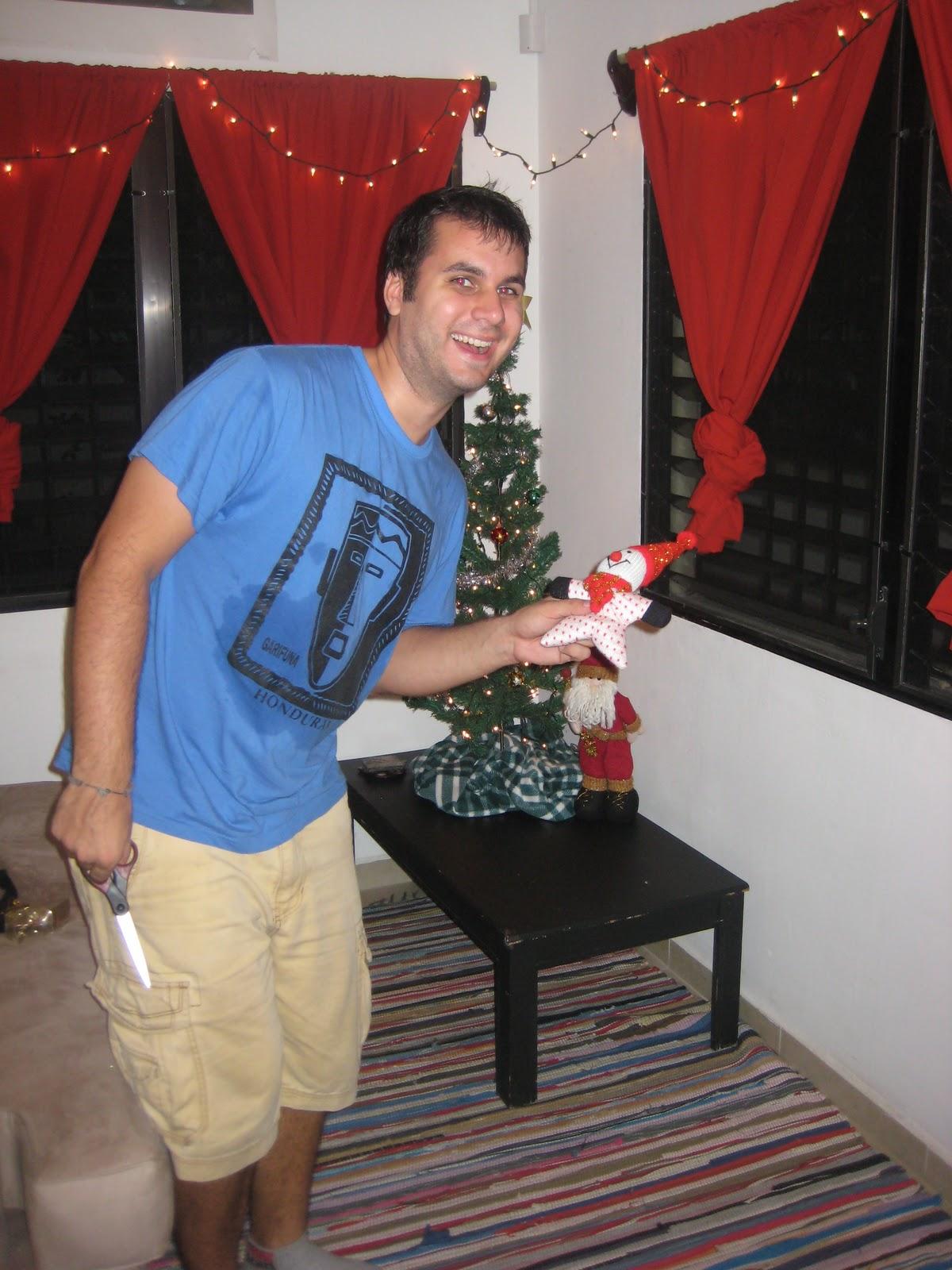 Ken And Erika Do Honduras Christmas In Honduras