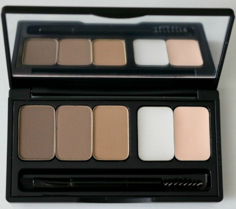 Make Up For Ever Pro Sculpting Brow Palette 1
