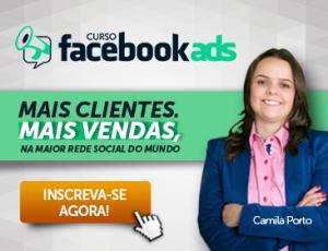 Curso Facebook Ads por Camila Porto