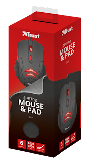 trust mouse gaming 21963