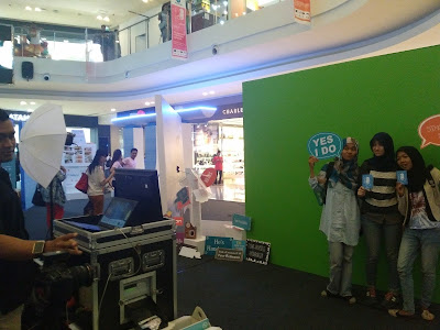 Singapore seru bareng travel fair STB Semarang