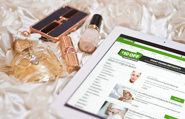 Beauty and spa deals by groupon and barbies beauty bits