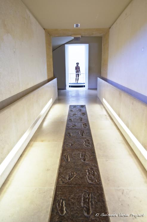 Interior Museo Nacional de Prehistoria, Les Eyzies de Tayac - Dordoña Perigord
