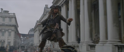 """""""Пираты Карибского моря: На странных берегах""""  2011 г.  реж. Роб Маршалл"""
