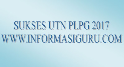 Download Soal dan Kunci Jawaban Siap Ujian Tulis Nasional UTN PLPG 2017 Matematika SMP pdf