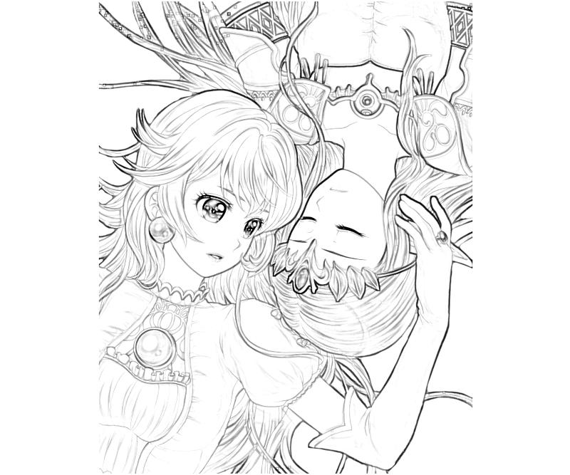 zelda twilight princess coloring pages - photo#14