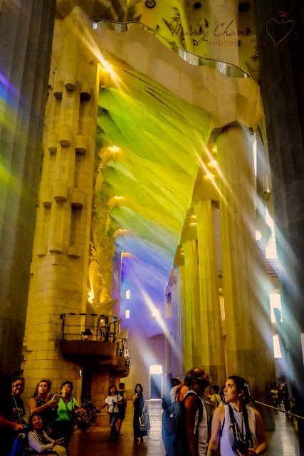 Mandy Charlton, Travel Photographer, La Sagrada, Barcelona, Europe, travel photography