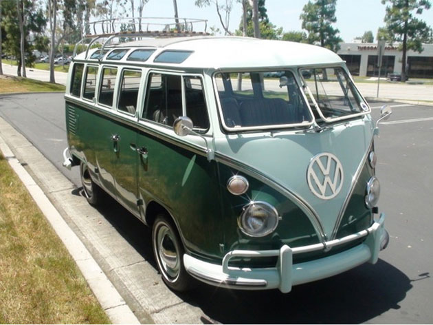 VW Bus for Sale, 21 Window Kombi 65