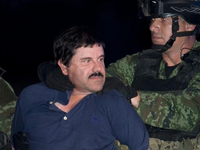 Agente de la DEA se vuelve famoso por capturar a El Chapo