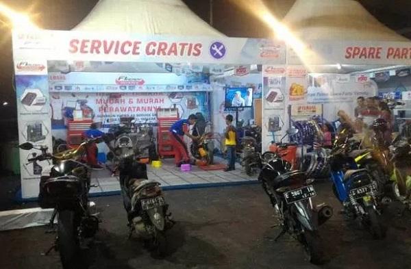 Service gratis otomotif